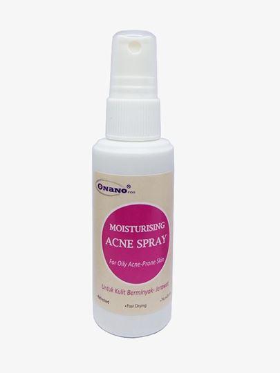 ONANOros Moisturising Acne Spray | Good for Allergic & Sensitive skin